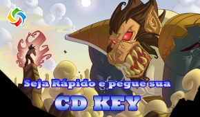 CD KEY PARA OS JOGADORES DO DRAGON BALL!!! Parte 2