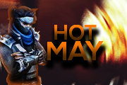 May Hot Events 2018