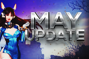 [Update] Mega May Update
